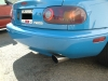 MX-5 Miata Racing Beat Exhaust Systems
