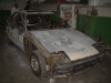 Primed Mazda Hood