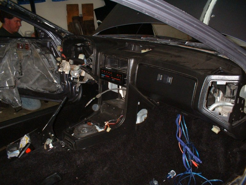 1988 Mazda RX-7 Restoration Project - Eunos Custom